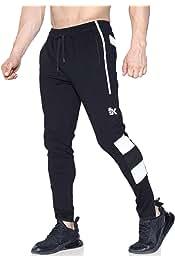 con tasche pantaloni da jogging da uomo in tessuto Vertex BROKIG
