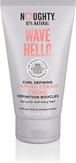Noughty Wave Hello Curl Taming Cream, 150ml