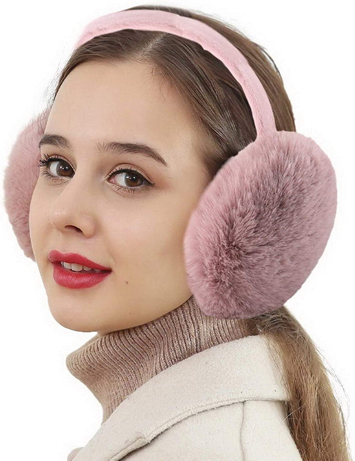 New Fur Mesa Mall Complete Free Shipping Solid Color Ladies Earmuffs And C Warm Winter Autumn