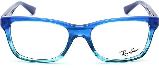 Ray-Ban RY1536 JUNIOR Square Prescription Eyeglasses RX - able 3731, 48mm