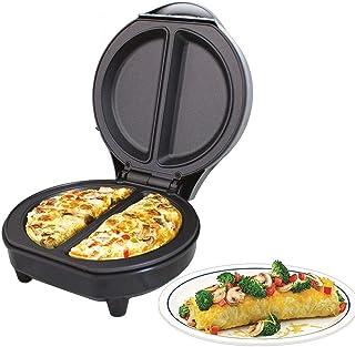 Guilty Gadgets ® - Sartén para horno eléctrico de 700 W con diseño de omeletta y horquilla antiadherente