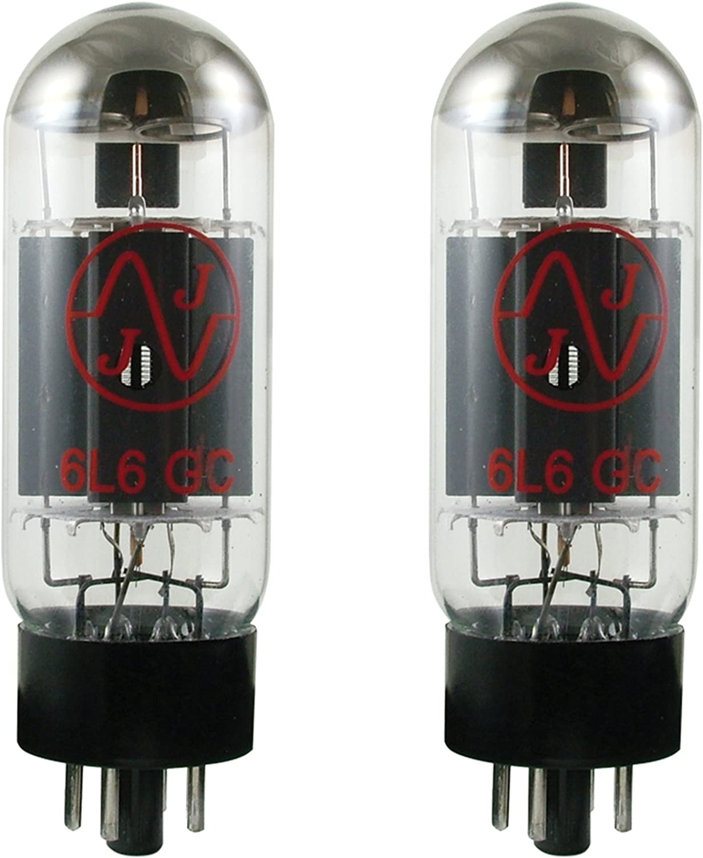 JJ Electronics Cash special price Ranking TOP20 Amplifier Tube T-6L6GC-JJ-MP