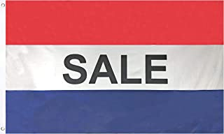 Green Grove Products Sale Flag 3' x 5' Ft 130g Premium Polyester Outdoor Banner