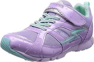 [スーパースター] 運動靴 通学履き 軽量 マジック 幅広 19~25cm 0.5cm有 キッズ SS J901 パープル 19 cm 2E