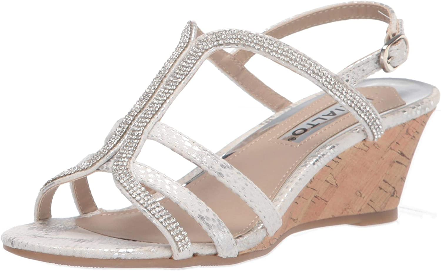 RIALTO Women's Dress Heeled Sandal Sale special price Today's only
