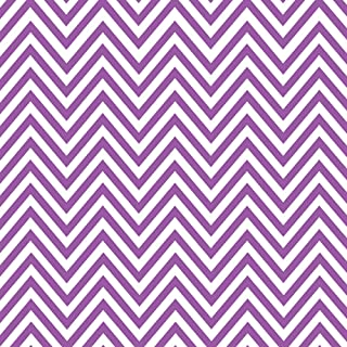 Con-Tact Brand Creative Covering Self-Adhesive Shelf and Drawer Liner, 18-Inches by 9-Feet, Chevron Purple