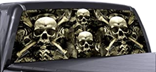 Best chevy colorado rear window decals Reviews