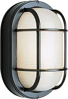Trans Globe Lighting 41005 BK Outdoor Aria 8.5