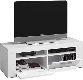 Habitdesign 006621A - Mueble de Comedor Moderno, modulo TV
