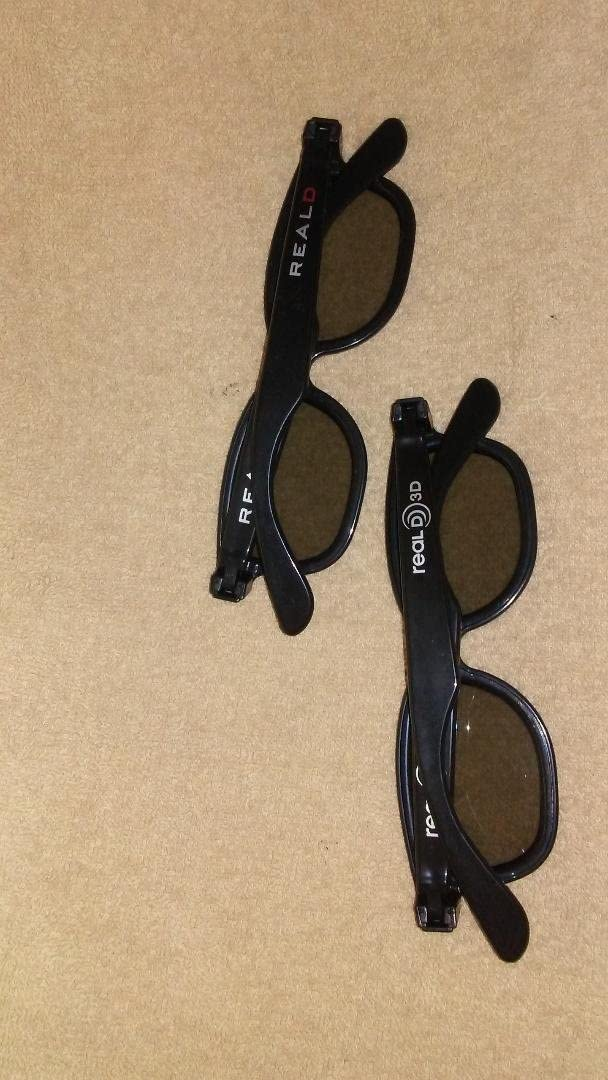 New Very popular - RealD Compatible Max 72% OFF 3D Po Circular Glasses Polarized