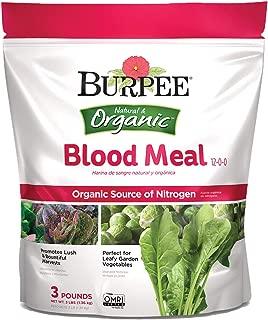 dried blood organic fertilizer