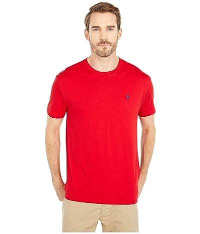 Polo Ralph Lauren Classic Fit Crew T-Shirt (RL2000 Red) Men