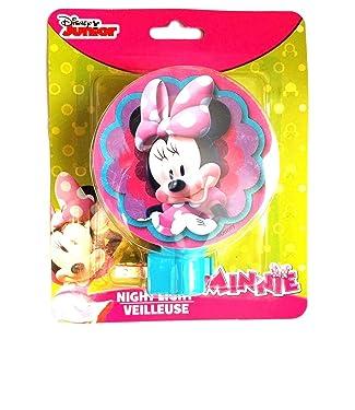 Disney Junior Night Light / Veilleuse - Character Minnie
