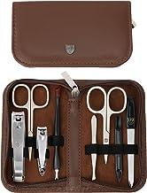 3 Swords Germany - Set para el cuidado de las uñas ´Salamanca` de viaje con estuche para manicura y pedicura - Calidad de marca by 3 Swords (7704)