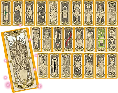 Card captor Sakura  Clow card collection set of lights