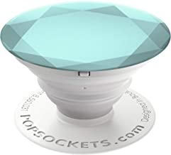 PopSockets: Collapsible Grip & Stand for Phones and Tablets - Metallic Diamond Glacier