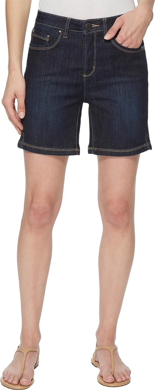 FDJ French Dressing Jeans Womens Coolmax Denim Olivia Shorts in Twilight