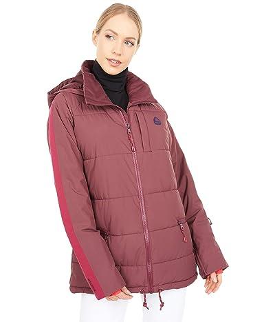 Burton Keelan Jacket (Port Royal/Spiced Plum) Women