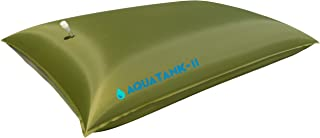 Water Storage Tank - Bladder - Bag - AQUATANK2 Stores Water For Your Emergency Water Supply - It Is a Light-Weight and Por...