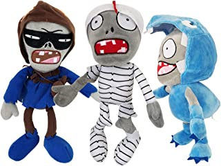 ZOMBIES Monk Zombie Dark Ages 12 Inch Toddler Stuffed Plush Kids Toys PLANTS vs