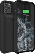 mophie Juice Pack Access - Ultra-Slim Wireless Charging Battery Case - Made for Apple iPhone 11 Pro - Black