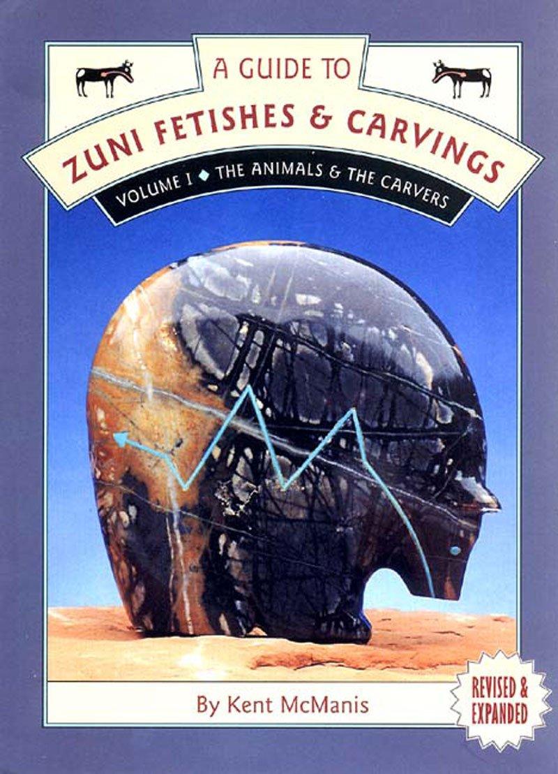 Carvers carving fetish guide ii material volume zuni