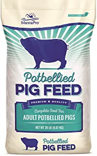pot bellied pig food suppliers