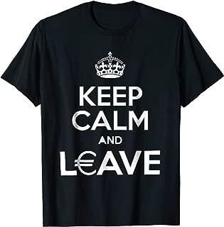 Best vote leave t shirt Reviews