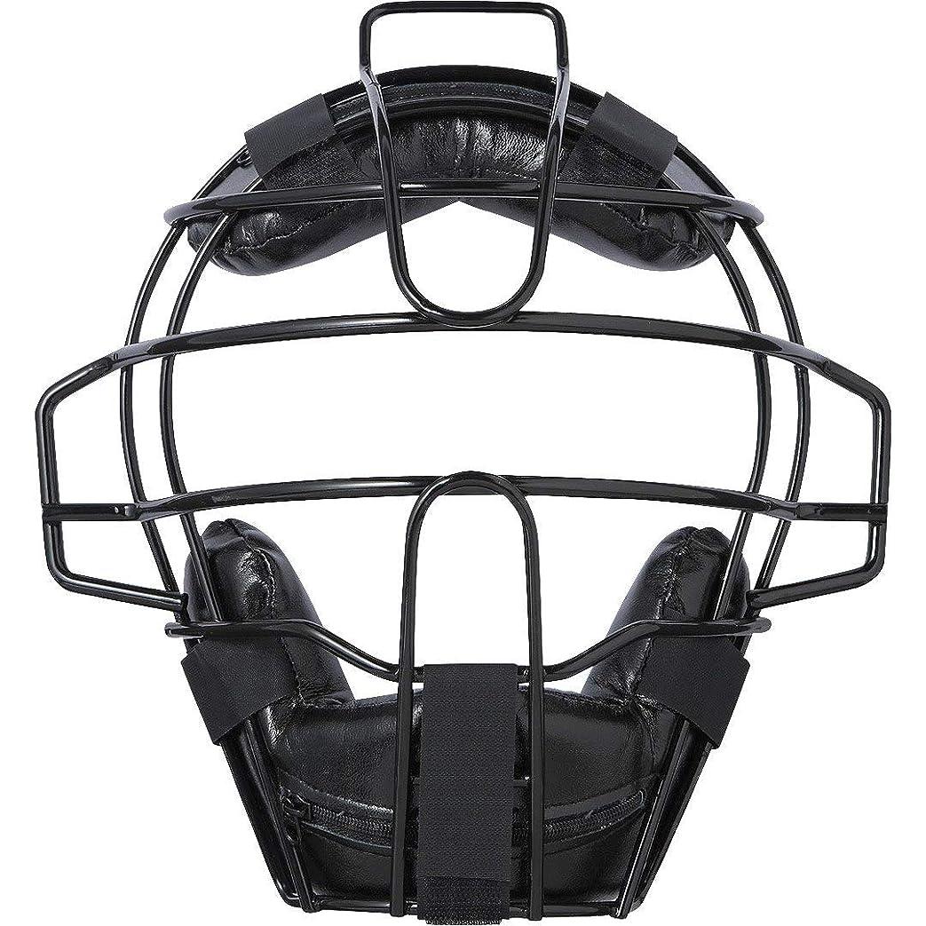 立ち向かう胸どちらもアシックス(asics) ソフトボール キャッチャー用 マスク ジュニア BPM771
