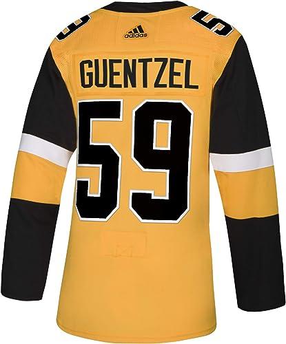 Adidas Pittsburgh Penguins Jake Guentzel Authentic Alternate Pro Jersey