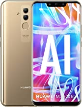 "Huawei Mate 20 Lite SNE-LX3 64GB (Factory Unlocked) 6.3"" FHD (International Version) (Platinum Gold)"