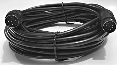 Mesa Boogie Foot Switch Connecting 8 Pin Din Heavy Duty Cable 25 ft Kray Cables
