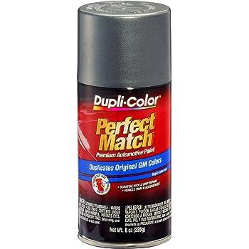 Dupli-Color Ebgm03447 Ebgm04337 Gunmetal Metallic General Motors Exact-Match Automotive Paint - 8 Oz. Aerosol
