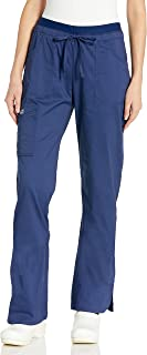 Women's Workwear Core Stretch Low Rise Cargo Scrubs Pant