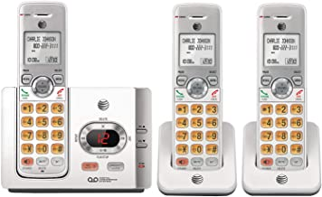 AT&T EL52315 DECT 6.0 Cordless Answering System with Caller ID/Call Waiting (3 Handsets) photo