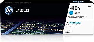 HP 410A   CF411A   Toner Cartridge   Cyan, 1 Pack