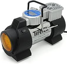 TireTek Power-Pro Portable Tire Inflator Pump - 12V Compressor 40LPM With Auto Cut Off