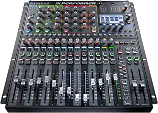 Soundcraft Si Performer 1 Digital 16-Channel Audio Mixer and Lighting Controller