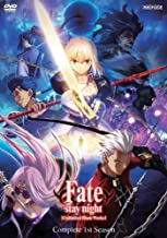 Fate / Stay Night Unlimited Blade Works TV Series Season 1 DVD (Eps #0-12)