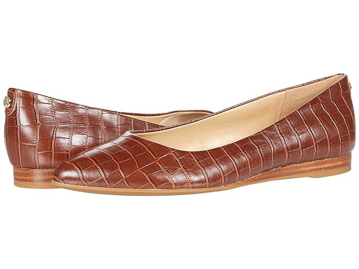 Nine West Ferdi9X9 (Brown) Women's Flat Shoes