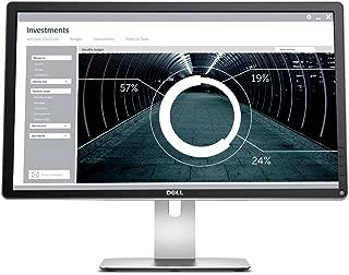 Dell Ultra HD 4K Monitor P2415Q 24-Inch Screen LED-Lit Monitor, Black