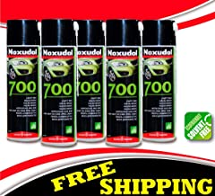 Noxudol Rust Protection Cavity Wax 5 Pack with Free 24
