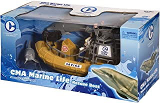 Clearwater Marine Aquarium Stranding Team Rescue Boat