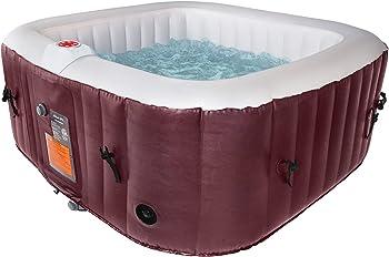 AquaSpa Portable Two-Person Hot Tub