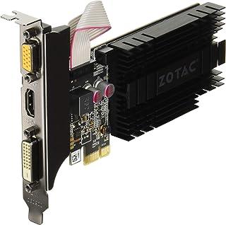 ZOTAC GT 710 ZONEEDITION 1GB DDR3 LP(PCI EXx1) グラフィックスボード VD5982 ZT-71304-20L