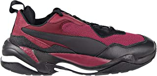 PUMA 男士 Thunder 运动鞋 Rhododendron-puma Black-tawny Port 9 M US