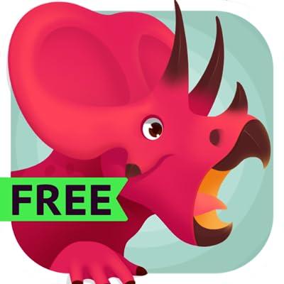 Jurassic Dinosaur - Dino Games for Kids