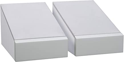Monitor Audio Bronze AMS Atmos Enabled Speaker White (Pair)