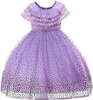 a30421242 Amazon.es: Morado - Vestidos / Niña: Ropa