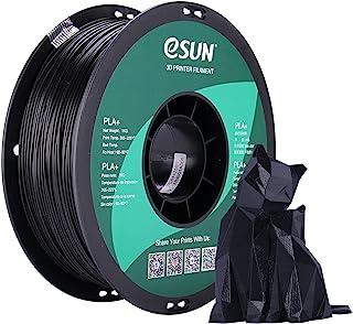 eSUN PLA+ Gloeidraad 1.75mm, PLA Plus 3D Printer Gloeidraad, Dimensionale Nauwkeurigheid +/- 0.03mm, 1KG (2.2 LBS) Spoel 3...